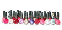 26 x Nicóle by OPI Nail Polish  | Mixed shades | RRP over £200 | Wholesale